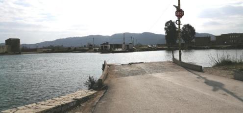 Fähre von Butrint