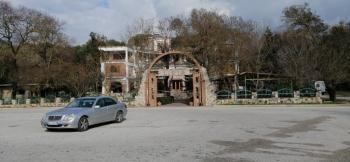 Das Hotel von Butrint
