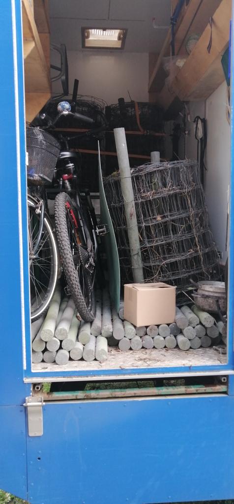 Fahrräder müssen mit